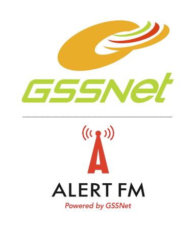 Alert FM powered by GSS Net